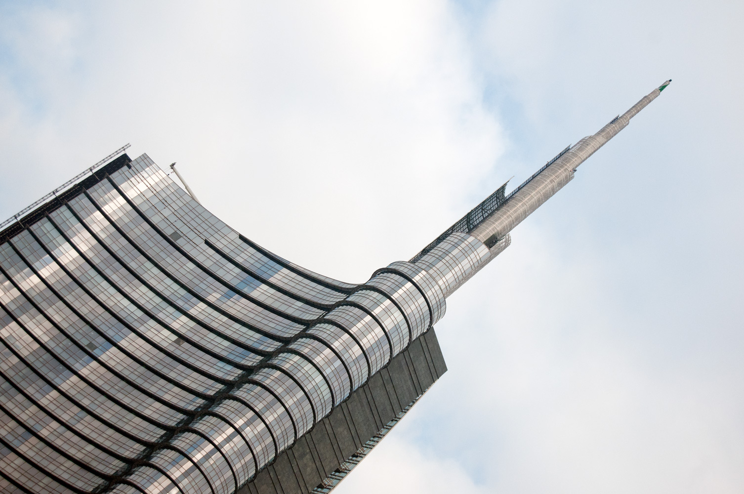 Torre di Cesar Pelli a Milano