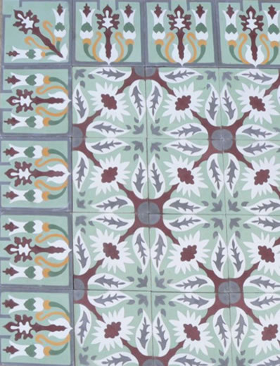 Piastrelle le tendenze del 2012tiles what s new in for Piastrelle heritage