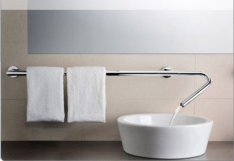 Come scegliere il miscelatore per il lavabo del bagnohow to choose a mixer tap for your bathroom - Rubinetteria bagno frattini ...